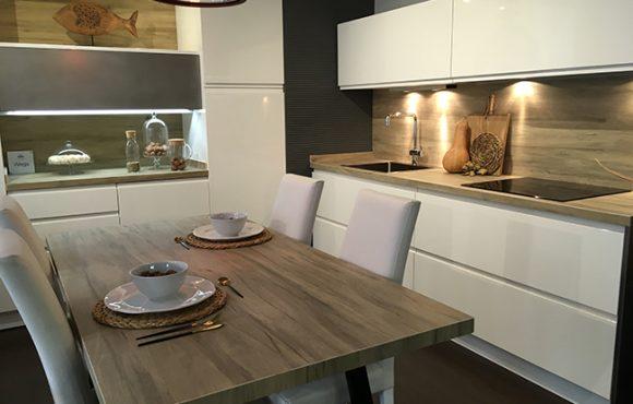 El estilo nórdico se impone en las cocinas