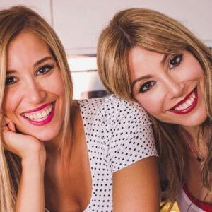 #Fit Happy Sisters disfrutan con su cocina Laminam