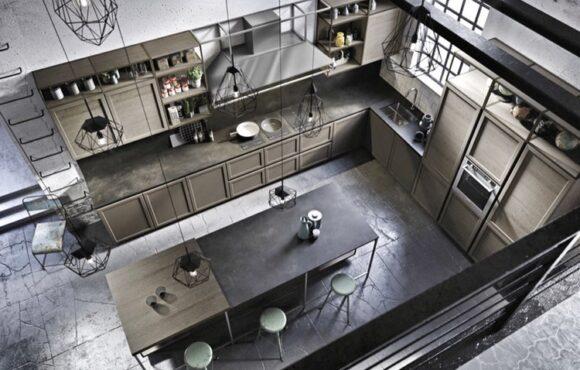 Cocinas diferentes: diseños más creativos y atrevidos